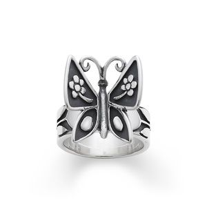 James Avery Mariposa Ring